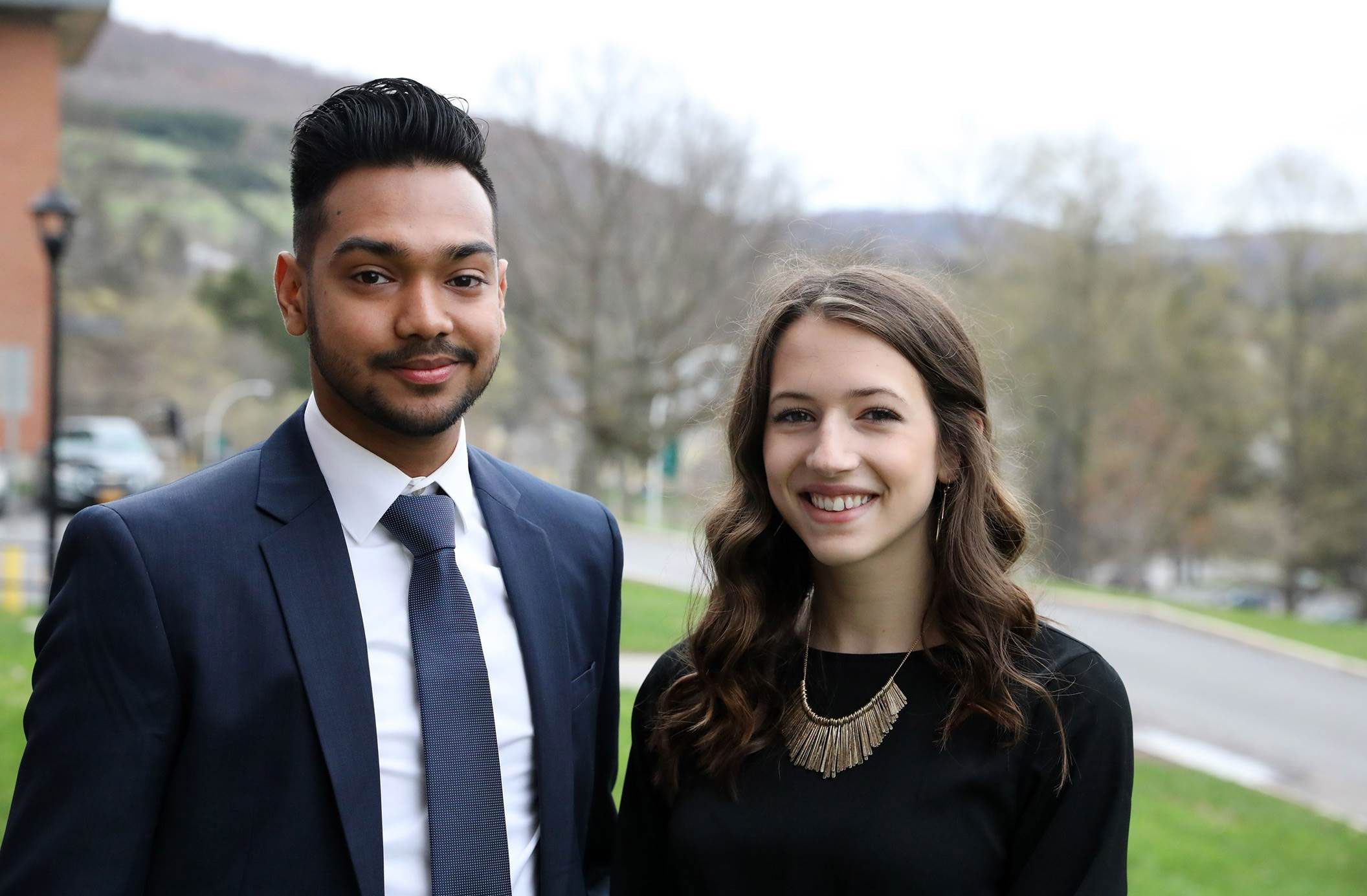 SUNY Delhi Students Honored with Chancellor's Awards