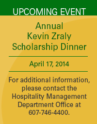 Annual Kevin Zraly Scholarship Dinner