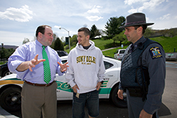 Criminal Justice at SUNY Delhi