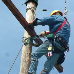 Utility Lineman Training
