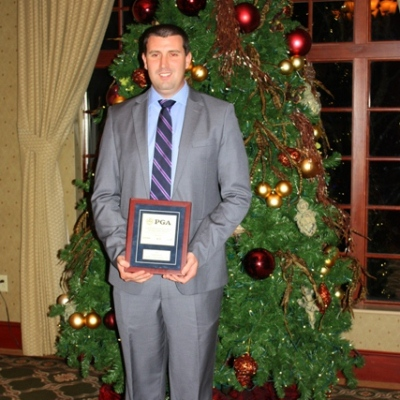 ironside cnypga assistant pro of the year