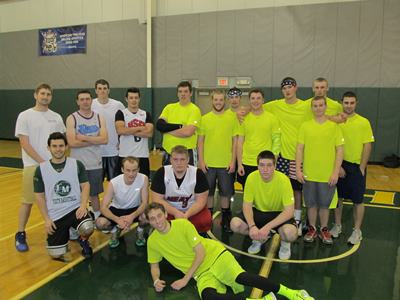 PGM roundball tournament 2014