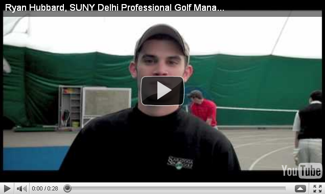Student explains why Delhi.  Watch Now
