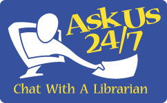 chat with a librarian - use text link below