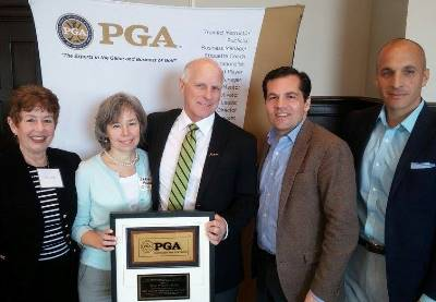 philion neny pga golf professional of the year