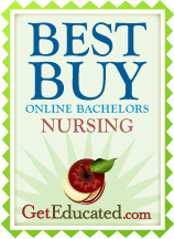 Best Buy for Online Bachelors Nursing