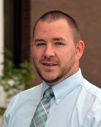 Kevin Sobers, Admissions Counselor