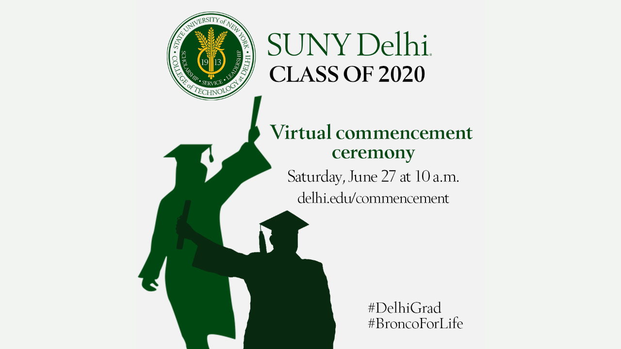 Virtual Commencement Ceremony