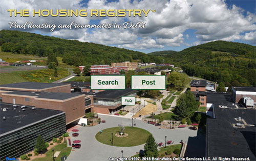 The Housing Registry Splash Page Photo