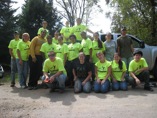 Arkville Flood Group 9.10.11