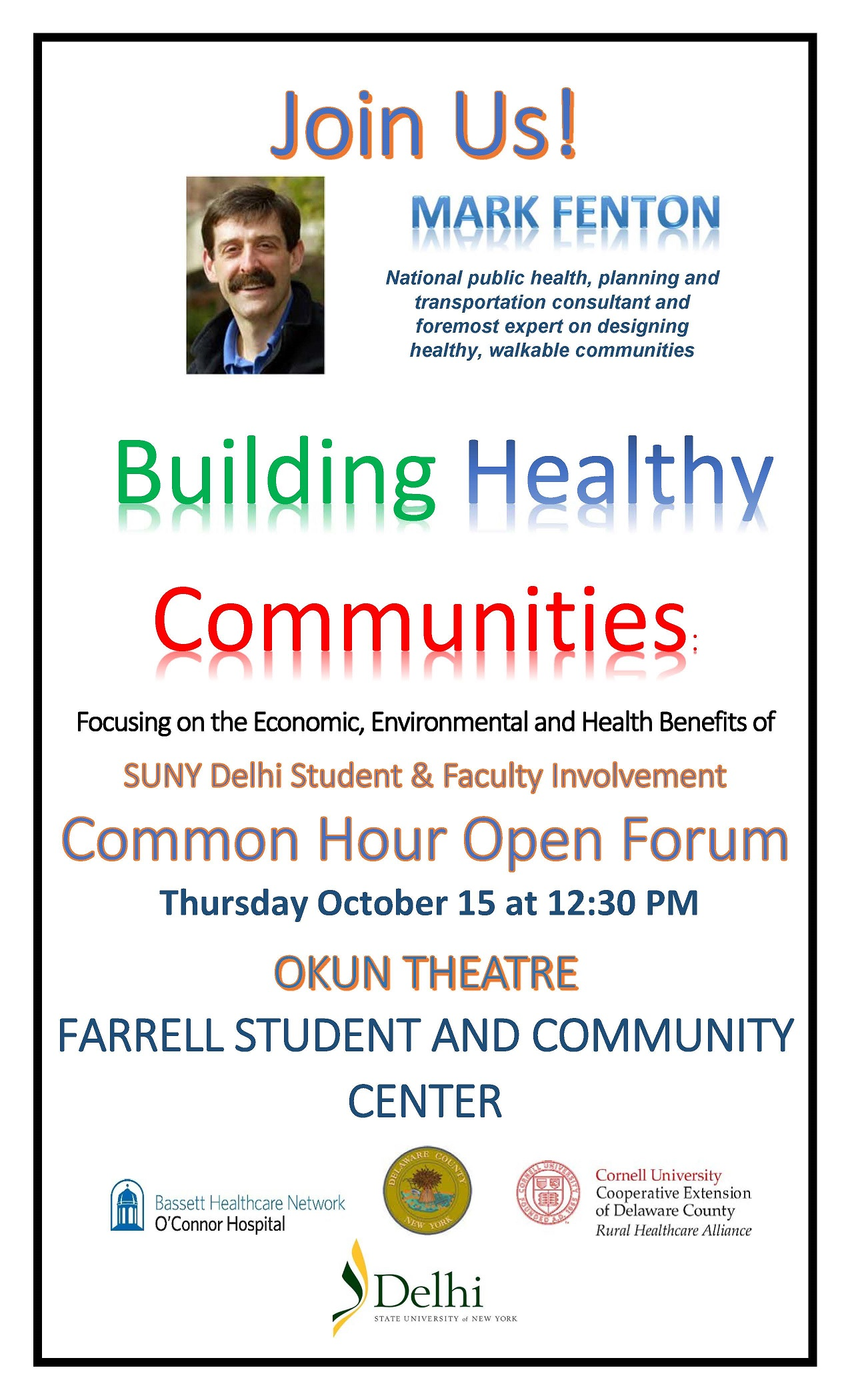 Common Hour Oct15 Poster