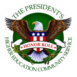 The President's Honor Roll for Community Service