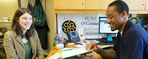SUNY Delhi O'Connor Center for Community Engagement