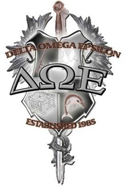 Crest for Delta Omega Epsilon