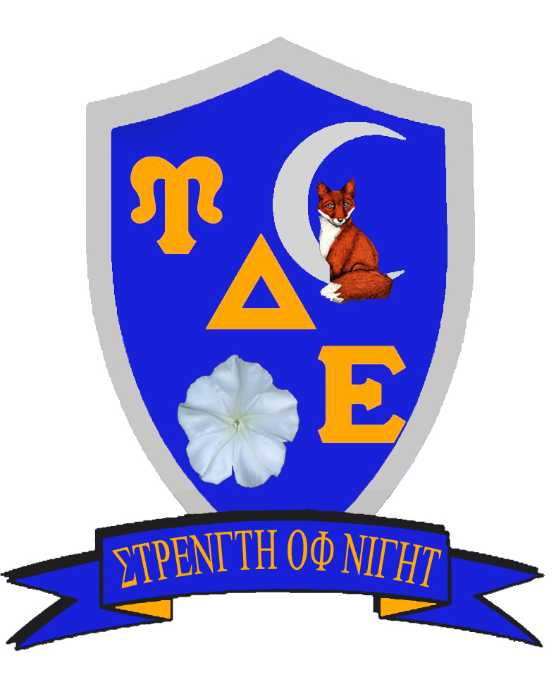 Crest for Upsilon Delta Epsilon