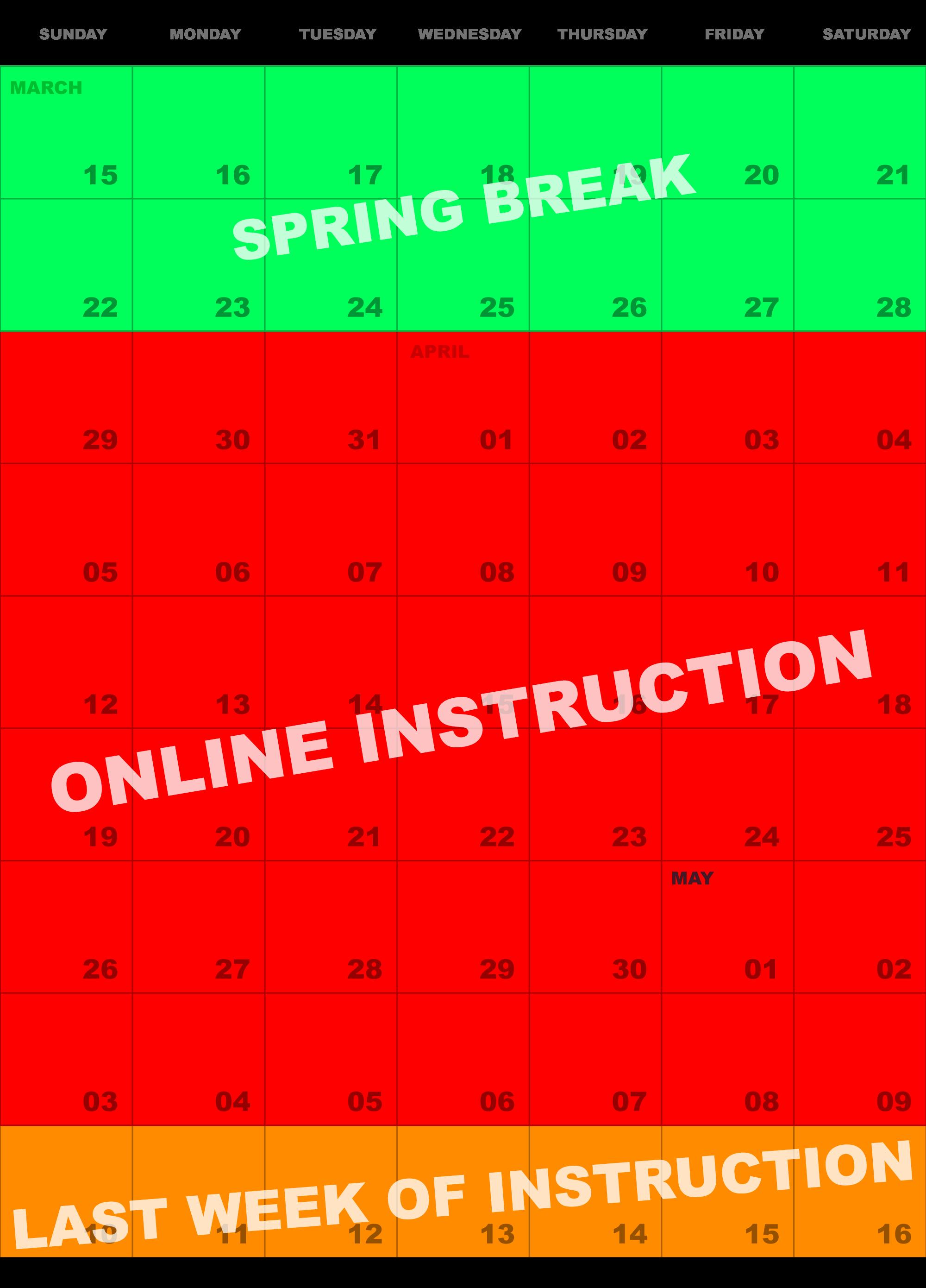 Ualbany Academic Calendar Spring 2022.Revised Academic Schedule