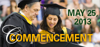 Commencement - May 25, 2013