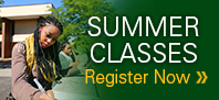Summer Classes - Regsiter Now