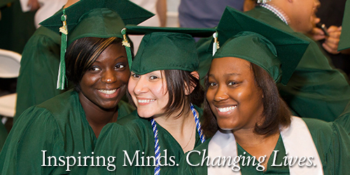 Inspring minds. Changing lives.