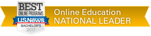 Online Education Leader from US News