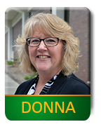 Donna Decker, Admissions Counselor