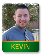 Kevin, Admissions Counselor
