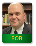 Rob Piurowski, Director of Admissions